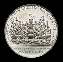 The Reverse Side of a Nile Medal