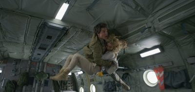 Tom Cruise and Annabella Wallis